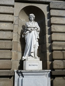 Beethoven, Ludwig Van Beethoven, Bust, Composer, Famous
