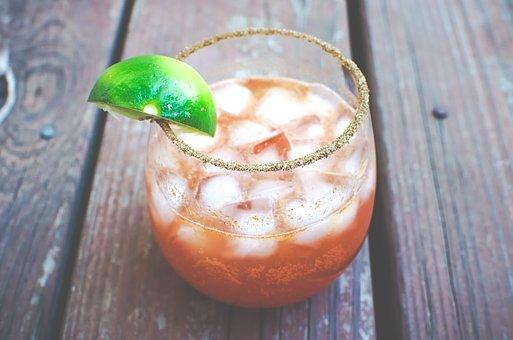 Michelada, Alcohol, Cinco Do Mayo, Glass, Drink
