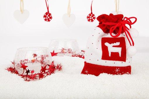 Bag, Celebration, Christmas, Concept, December