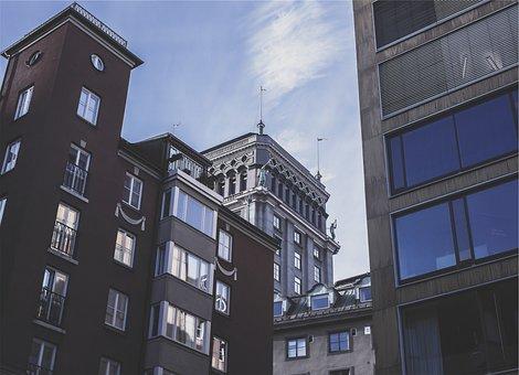 Buildings, Condos, Apartments, Architecture, City