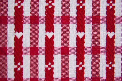 Tablecloth, Cover Piece, Fabric, Tissue, Woven