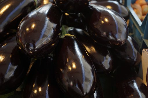 Eggplant, Vegetables, Solanum Melongena, Melanzana