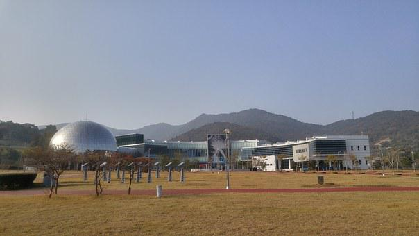 And Boo, Jeollanam-do, Naro Space Center