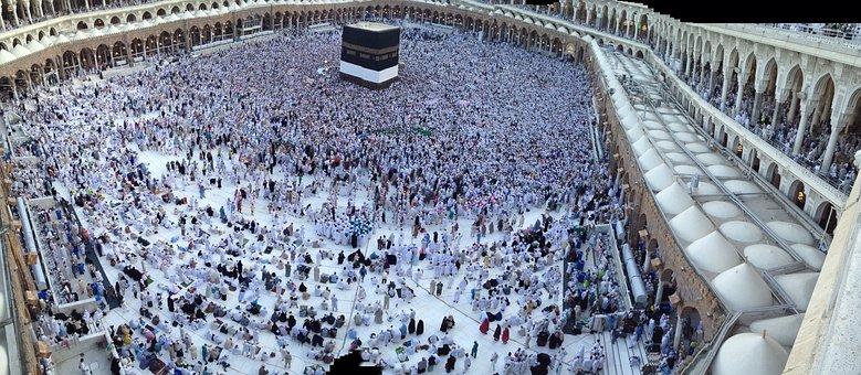 Mecca, Saudi Arabia, Kaaba, Holy