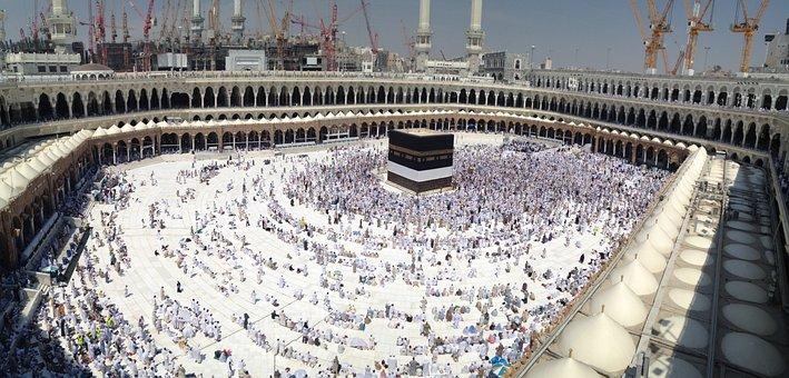 Kaaba, Mecca, Saudi Arabia, Holy