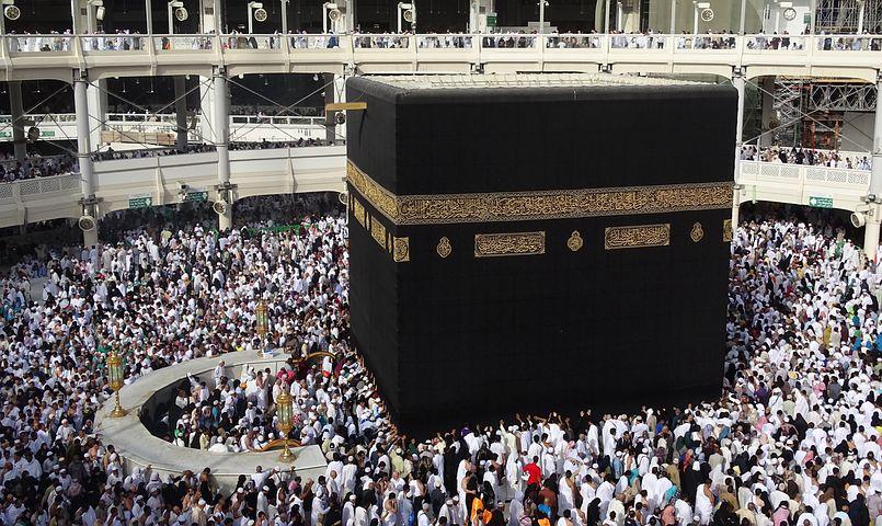 Mecca, Mosque, Masjid, Saudi Arabia, Makka
