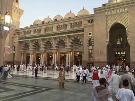 Madina, Saudi Arabia, Mohammed