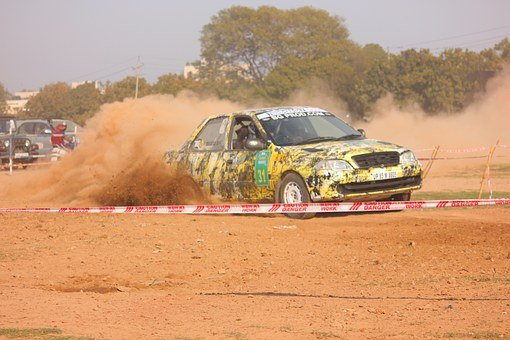 Car, Rally, Race, Moter, Motor, Automobile, Racing
