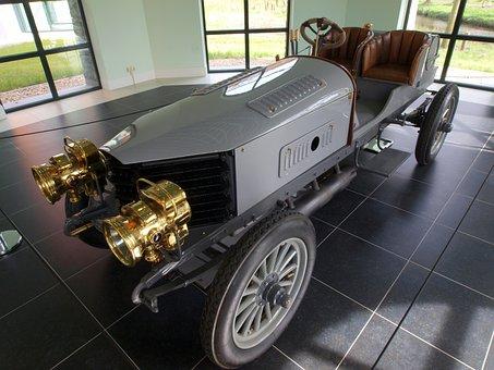 Spyker 1903, Car, Automobile, Vehicle, Motor Vehicle