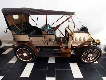 Spyker 1907, Car, Automobile, Vehicle, Motor Vehicle