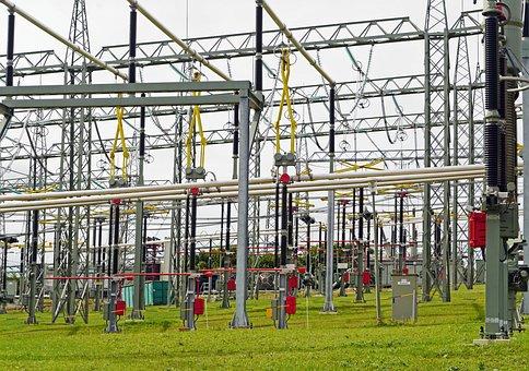 High Voltage, Rear Derailleur, Power Supply, Substation