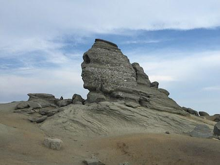 Sphynx, Mountain, Landscape, Romania, Rock, Busteni