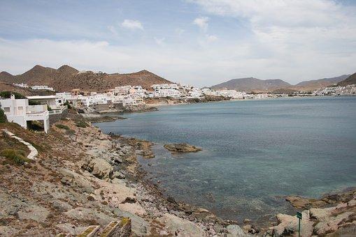 Cabo De Gata, Níjar, San Jose, Beaches, Landscapes