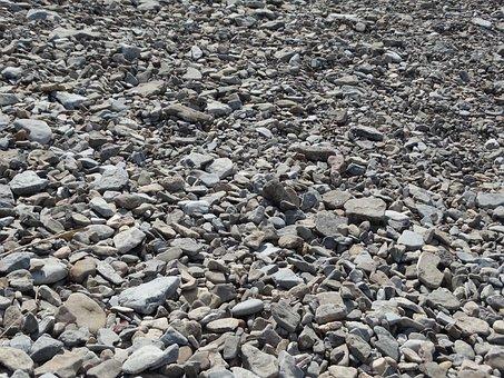 Pebbles, Gower, Swansea, Three Cliffs, Spring, Solitude