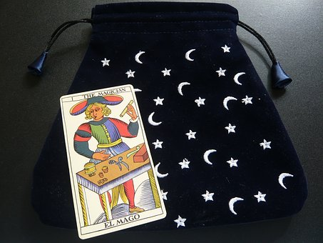 Letters, Tarot, Fortune Telling, Card Games