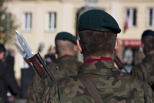Soldier, Army, Poland, Military, War, Armed, Uniform