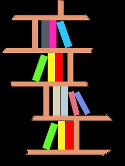 Man, Silhouette, Books, Bookshelf, Knowledge