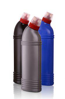 Bottles, Plastic, Container, Merchandise, Background