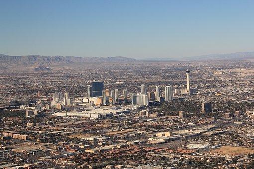 Las Vegas, Cityscape, City, Las Vegas City, Urban