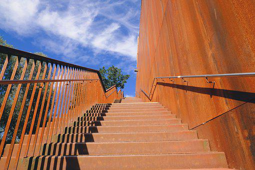 Stairs, Steps, Staircase, Stairway