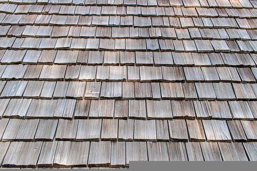 Roof, Wood, Wooden Roof, Wood Shingles, Wood Paneling