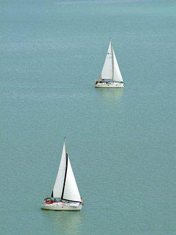 Sailing, Sails, Boats, Sailboats, Ship, Ocean, Hobby