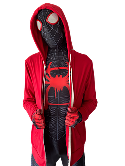 Spider-man, Superhero, Cosplay, Character, Mask