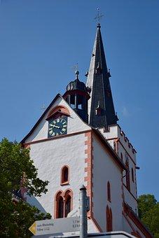 Collegiate Church, St Goar, Sankt Goar, Church