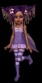 Mavka, Fairy, Fantasy, Pixie, Fae, Girl
