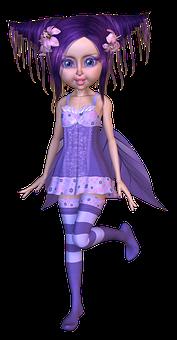 Mavka, Fairy, Fantasy, Pixie, Fae, Girl, Female