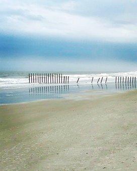 Beach, Coast, Sand, Sea, Ocean, Shore, Seashore