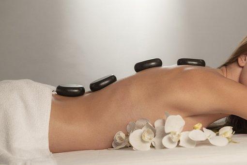 Massage, Spa, Stones, Therapy, Body