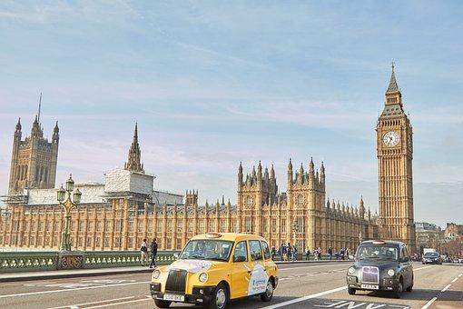Big Ben, Clock, Clock Tower, Buildings, Architecture