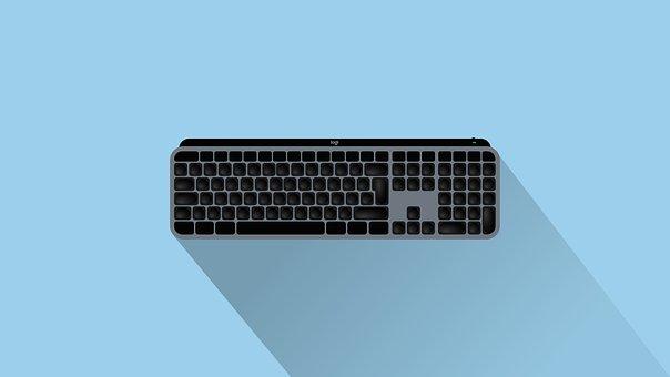 Keyboard, Keys, Computer, Space Bar, Office, Pc