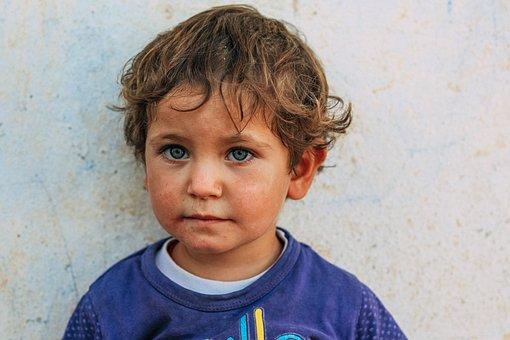 Portrait, Child, Boy, Male, Little Boy