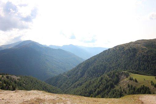 Mountains, Mountain Range, Mountainous, Mountain Forest