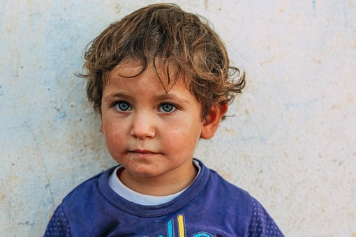 Portrait, Child, Boy, Male, Little Boy, Preschooler