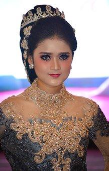 Wedding, Bride, Indonesia, Traditional