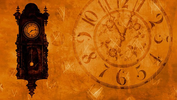 Clock, Time, Timepiece, Transience, Numbers, Watch, Old