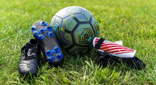 Soccer, Gear, Ball, Soccer Shoes, Soccer Ball
