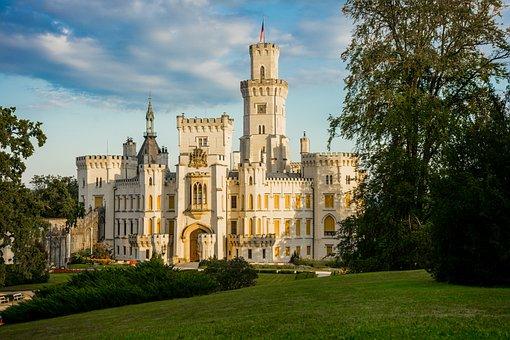 Castle, Palace, Building, Architecture, Facade