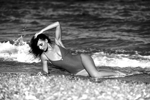 Woman, Fashion, Model, Girl, Female, Bikini, Swimsuit