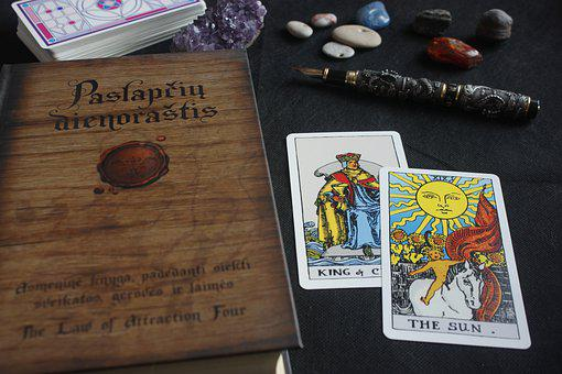Tarot Cards, Tarot, Cards, Psychic, Magic, Future