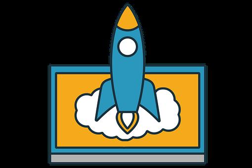 Speed, Rocket, Launch, Dashboard