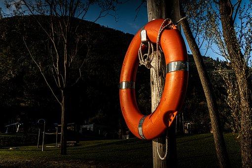 Lifebuoy, Lifebelt, Rescue, Ring Buoy, Lifering