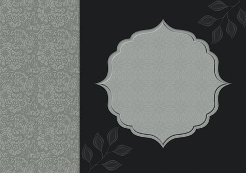 Border, Frame, Ornament, Pattern