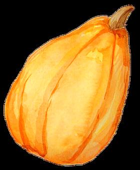 Pumpkin, Autumn Season, Drawing, Pumpkin Drawing