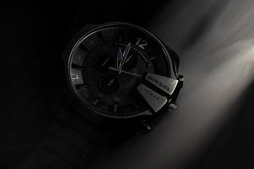 Watch, Wristwatch, Timepiece, Fashion, Diesel Watch