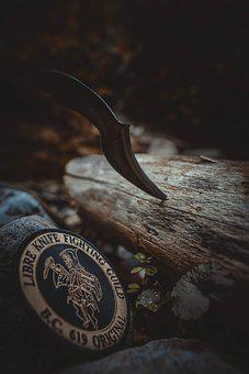 Karambit, Knife, Weapon, Tactical Knife, Combat Knife