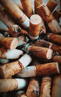 Cigarette, Smoke, Smoker, Filter, Ash